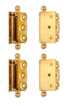 Spring Screen Door Hinges #2205 By Charleston Hardware.