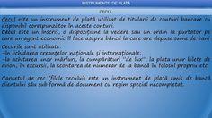 Profu`economist: CECUL Romania, Boarding Pass, School, Schools