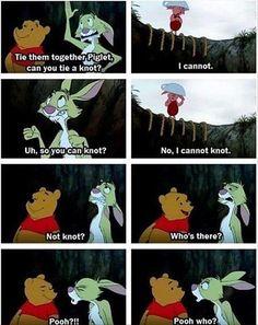 Pooh who? :)