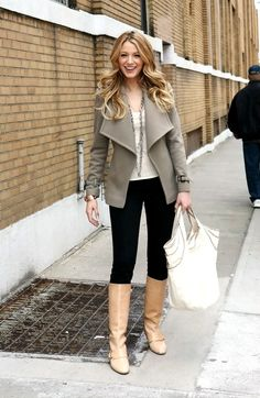 BLAKE LIVELY can I be you please?!
