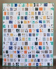 Baby Nixons Quilt - Rough Tutorial - Kate Conklin Designs