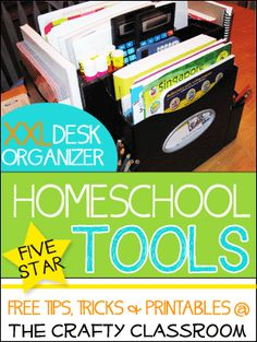Homeschool Tools & Resources