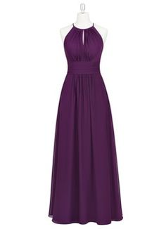 Shop Azazie Bridesmaid Dress - Bonnie in Chiffon. Find the perfect made-to-order bridesmaid dresses for your bridal party in your favorite color, style and fabric at Azazie.