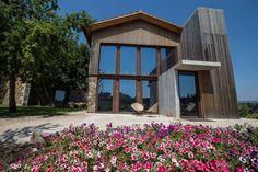 fcc arquitetura e paulo lobo / monverde hotel vínico quinta da lixa, amarante