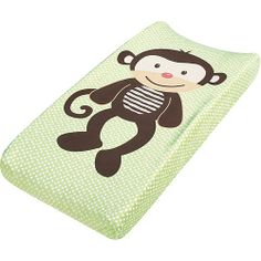 Summer Infant Changing Pad Pals - Monkey: http://www.toysrus.ca/product/index.jsp?productId=4468975!
