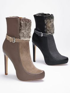 Ankle-strap Bootie VS Collection