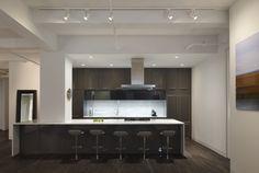 Contemporary Kitchen Hudson Street Residence New York | Janson Goldstein