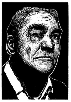 Portrait of Conrad Black, from The Life and Times of Conrad Black (2013)