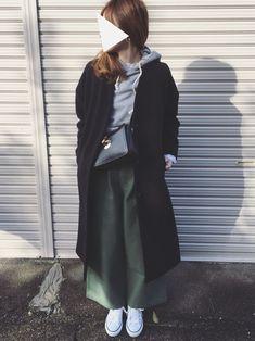 mysty womanのパンツ「バックツイルベイカーワイドパンツ」を使ったSato*のコーディネートです。WEARはモデル・俳優・ショップスタッフなどの着こなしをチェックできるファッションコーディネートサイトです。