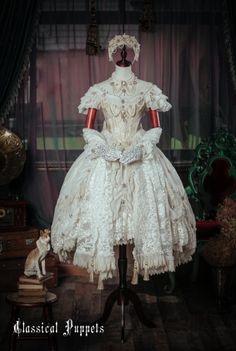 taobao lolita dresses,taobao lolita dress sale Old Fashion Dresses, Fashion Outfits, Dresses For Sale, Girls Dresses, Dress Sale, Gothic Lolita Dress, Lolita Style, Kawaii Clothes, Online Dress Shopping