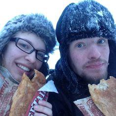 Pre-pastry skating is a must when in Ottawa, Ontario! #BeaverTails via Nicole Salter (@nicoleamandaa) on Twitter