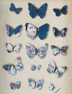 Papillon by Jiri Kolar