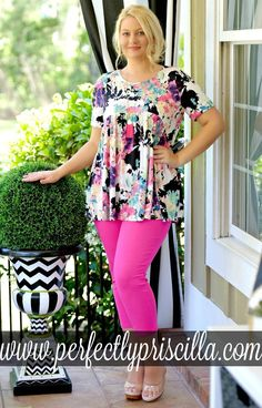 6282ae6d644c  curvy  fashion  trendy  look  plussize  boutique  top  printed