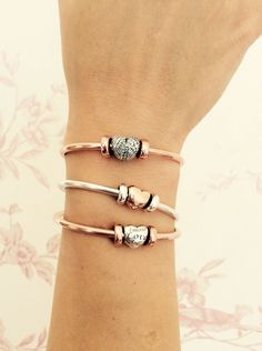 Pandora hearts Trollbeads Bangle