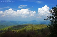 Beautiful overlook view, May 22 2013