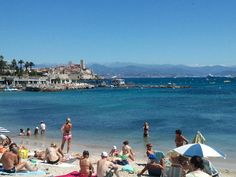 Antibes, France Provence, Places Ive Been, Places To Go, Antibes France, Juan Les Pins, Sea Waves, Corsica, French Riviera, Monte Carlo