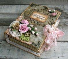 Prachtige creatie. Gevonden op www.snuut.nl