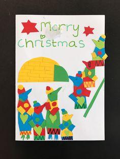Lecena, aged 13 #Crafting #Christmas #ChristmasCrafts #LancsFostering