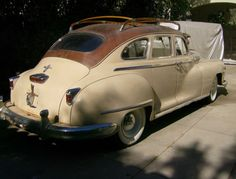 1948 Chrysler Traveler Survivor