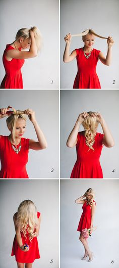 how to get curls in just minutes
