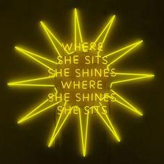 neon by Morag Myerscough + Luke Morgan (2012)