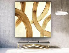 Large Abstract Painting Modern abstract painting original image 1 Dinning Room Wall Art, Bathroom Wall Art, Colorful Artwork, Colorful Paintings, Kids Room Paint, Extra Large Wall Art, Office Wall Art, Modern Wall Decor, Large Painting
