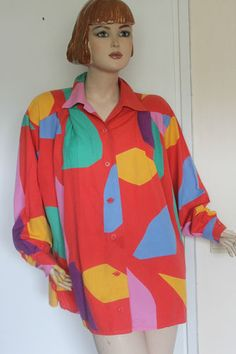 MARIMEKKO Shape And Form, Marimekko, Fashion Fabric, Memphis, Long Sleeve Shirts, Online Price, Cover Up, Fabrics, Vintage Fashion