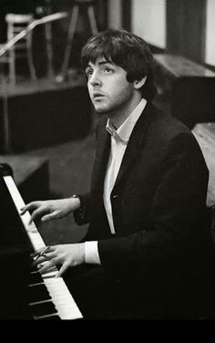 Paul McCartney. The Beatles