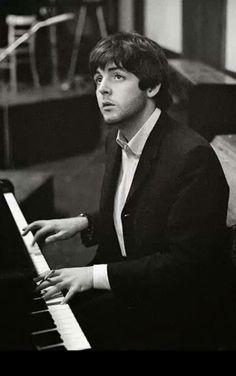 Paul McCartney. The Beatles