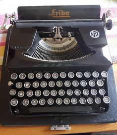 Erika-Reiseschreibmaschine