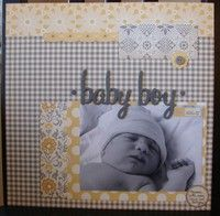 A Project by dvnmre from our Scrapbooking Gallery originally submitted 01/08/12 at 10:23 PM