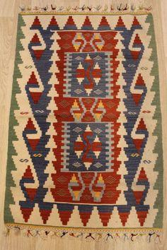 Anatolian patterns by ates tas on Etsy Boho Curtains, Boho Bedding, Boho Throw Pillows, Crochet Carpet, Bohemian Decor, Oriental, Kilim Rugs, Decor Crafts, Etsy