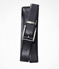 2-IN-1 REVERSIBLE LEATHER BELT at Express