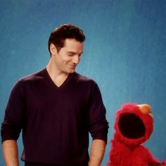 Just Me — cookiemunster10:   Henry and Elmo! where has the...