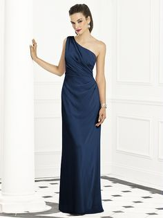 dessy.com  After Six Bridesmaids 6658  I love me a good old fashioned one shoulder bit :)