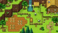 Farm and Nature tiles by PinkFireFly.deviantart.com on @DeviantArt