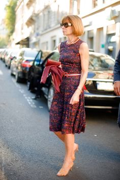 Time for Fashion » Style over 50