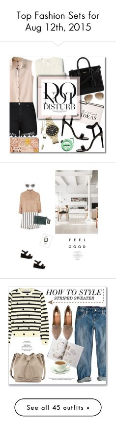 """""""Top Fashion Sets for Aug 12th, 2015"""" by polyvore ❤ liked on Polyvore"""