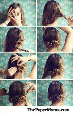 #Tutoriales de peinados