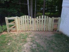 Evergreen Fence Deck Gates Gallery
