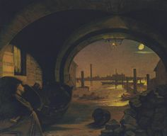 Augustus Leopold Egg (1816–1863), Past and Present, No. 3 - 1858