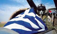 Fighter Aircraft, Fighter Jets, Hellenic Air Force, Greek Warrior, Greek Beauty, Greek Culture, Armed Forces, Scale Models, Aviation