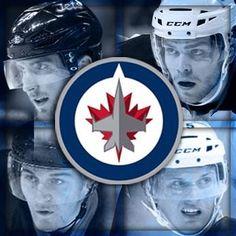 Jets Hockey, Ice Hockey Teams, Hockey Players, Nfl Fans, Nhl, Canada, Logos, Sports, Life
