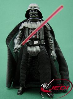 Star Wars Action Figure Darth Vader (The Rise Of Darth Vader), Star Wars Movie Heroes 2012
