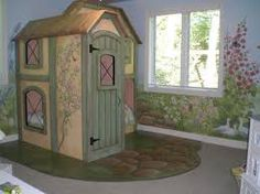 Image result for cottage wall murals