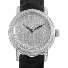 Audemars Piguet Jules Audemars Ladies 77214BC.ZZ.A001CR.01 #AudemarsPiguet #Dress
