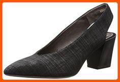 Coclico Women's Juniper Slide Pump, Babilonia Black, 38 EU/7.5-8 M US - All about women (*Amazon Partner-Link)