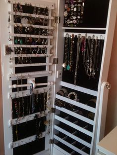 Jewelry cupboard