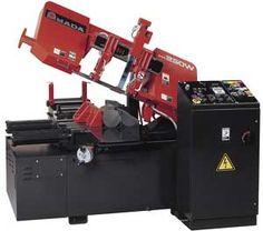 AMADA HA250W Automatic Horizontal Band Saw #machine #tool