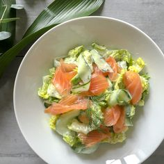 One of my favorite no-cook meals, this exquisite smoked salmon salad, makes the perfect meal on the go or a quick and healthy lunch at…